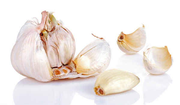 Garlic - Home Remedies for Oral Thush
