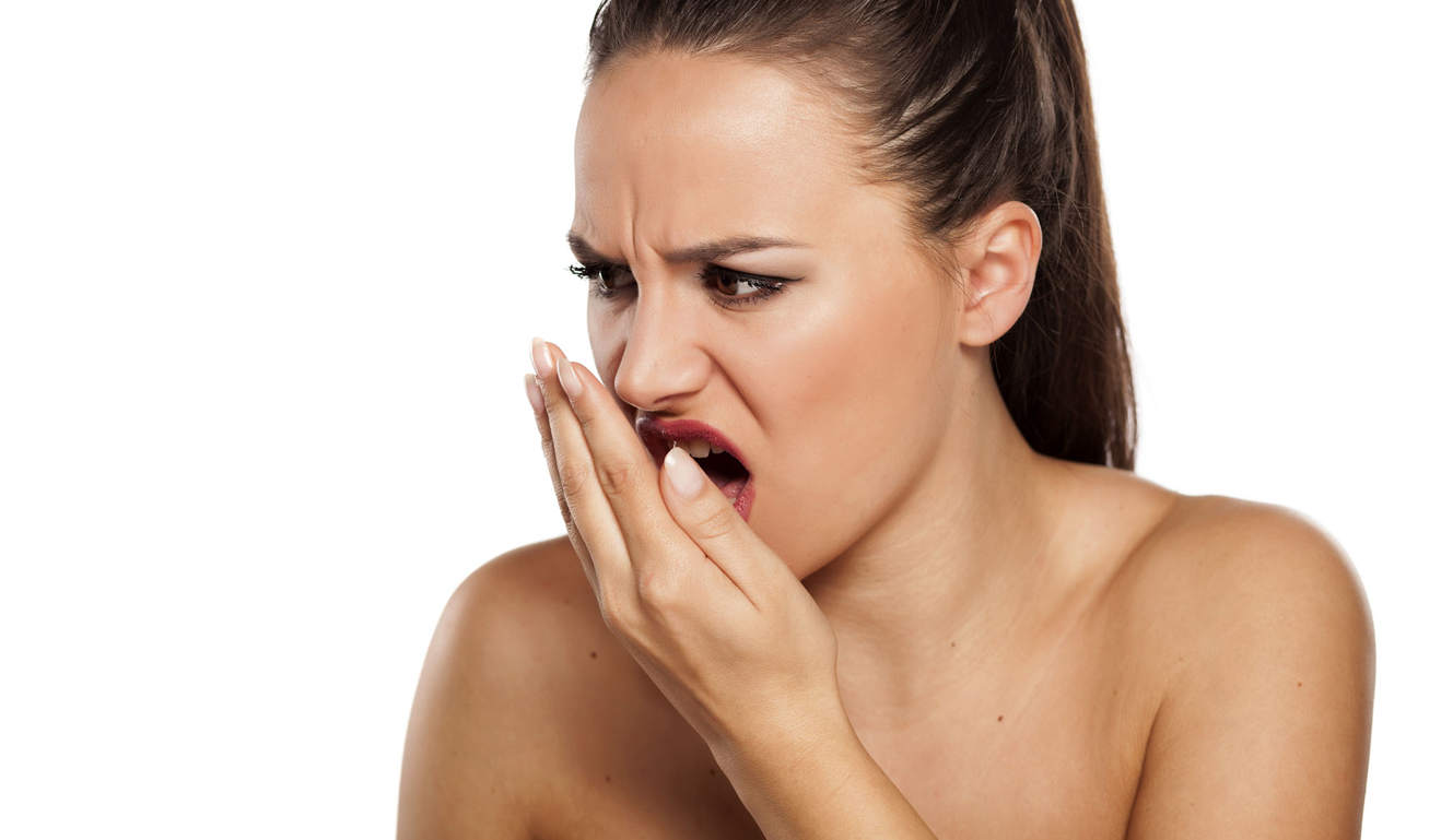How To Get Rid Of Bad Breath Fast