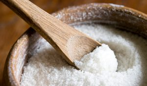 Salt - Home Remedies for Oral Thush