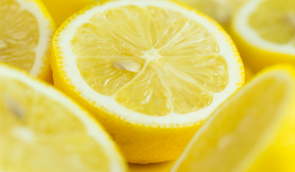 Lemon - Home Remedies For Oral Thrush