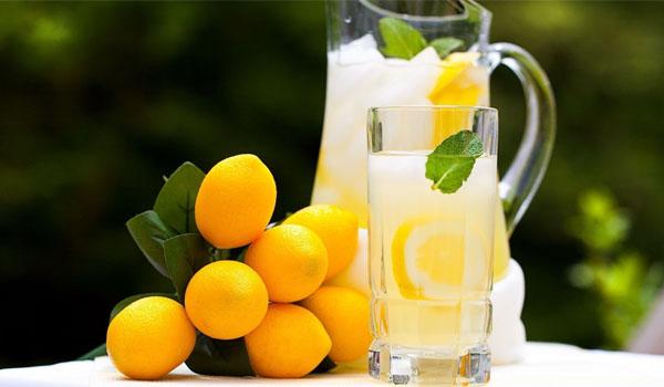 lemon juice 5