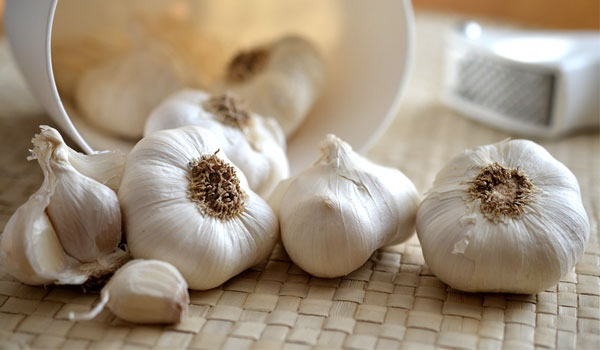 Garlic- Home Remedies for Athlete's Foot – 10 Natural Treatments
