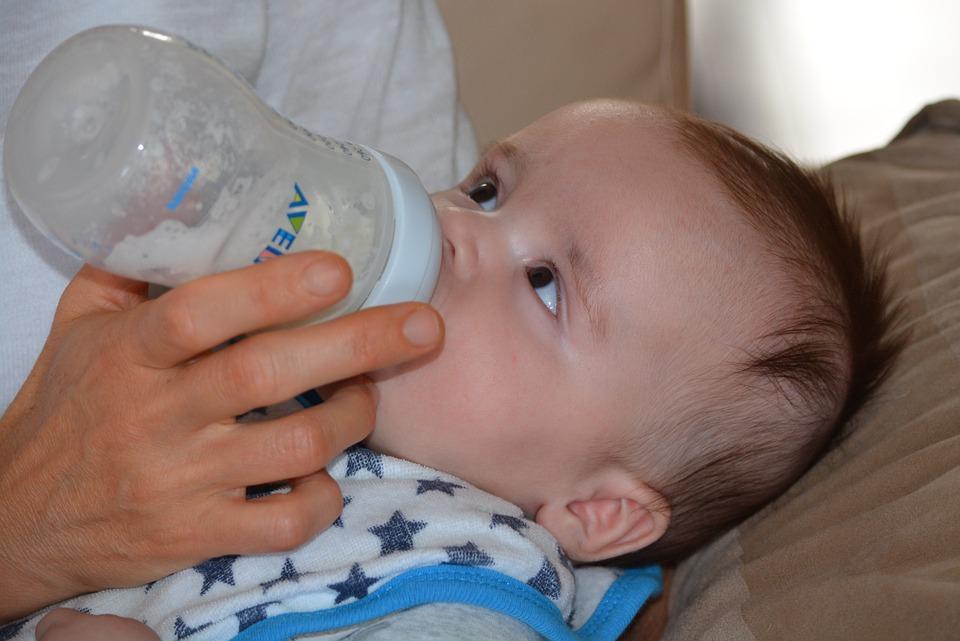 storage milk